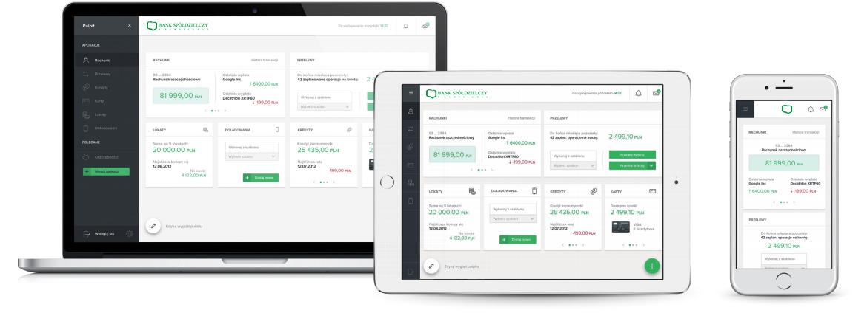Bankowość internetowa Bank Spółdzielczy w Namysłowie